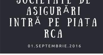 O nouă societate de asigurări intră pe piața RCA